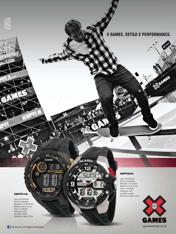 Campanha XGames 2013<br>